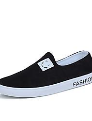 Herren-Sneakers Frühjahr fallen Komfort Tüll lässig grau dunkelblau schwarz