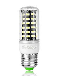 3W E26/E27 LED Mais-Birnen T 64 SMD 5733 250 lm Kühles Weiß V 1 Stück