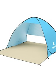 2 persons Single Automatic Tent Camping TentBeach Traveling