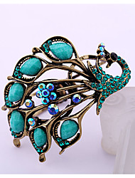 Women's Bangles Friendship Fashion Alloy Animal Shape Blue Red Jewelry For Party Special Occasion 1pc