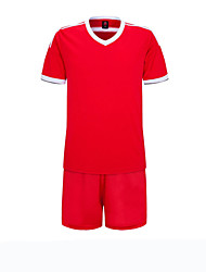 Unisex Soccer Tops Breathable Wearable Comfortable Spring Summer Fall/Autumn Solid Football/Soccer
