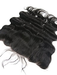 13X4'' Ear to Ear Lace Frontal Closure  Virgin Human Hair Body Wave With Baby Hair