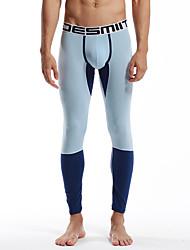 Hombre Pantalones de Running Transpirable Reductor del Sudor Cómodo Pantalones/Sobrepantalón para Yoga Ejercicio y Fitness Deportes