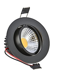 6W LED Downlights Recessed Retrofit 1 COB 540 lm Warm White Cool White Natural White Decorative AC85-265 V 1 pcs
