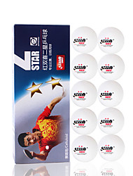 1 PCS  2Star Indoor/Sport/Practise Plastic Durable Table Tennis