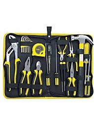 Segurar oxford saco casa conjunto 24 peças 010108 conjunto de ferramentas manual