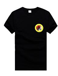 Summer Taekwondo Black T-shirt Short Sleeved Taekwondo Suit Men and Women