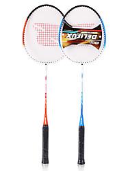 Raquettes de Badminton Etanche Durable Alliage de fer 1 pièces pour