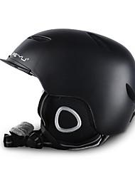 Casque Unisexe Casque Sport  Casque Sport d'Hiver CE EN 1077 Polycarbonate EPS Snowboard Sports de neige Sports d'hiver Ski
