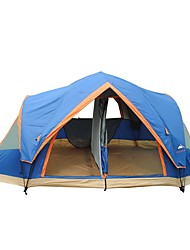 5-8 personnes Double Deux pièces Tente de campingCamping Voyage-