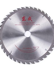 East into a 9 inch alloy saw blade is 230 x 40T wood with alternate teeth cut wood -/1