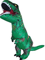Fantasias de Cosplay Artigos de Halloween Inflável Impermeável Animal Monstros Cosplay de Filmes Collant/Pijama Macacão VentiladorDia Das