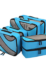 Travel Luggage Organizer / Packing Organizer Travel Storage Portable Net Fabric
