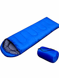 Blanket Sleeping Bag Rectangular Bag Single -1035 Polyester75 Hiking Camping Beach Fishing Traveling Hunting Outdoor Indoor