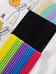 Elásticos & Ties Accesorios para el cabello Spandex Accesorios pelucas Para mujeres