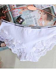 Imprimé Sous-vêtements Moulants Slips-Mousseline de soie