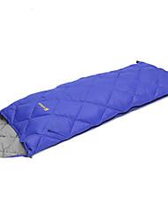 Sleeping Bag Rectangular Bag Single -5 Duck DownX72 Camping Traveling Outdoor Waterproof Breathability