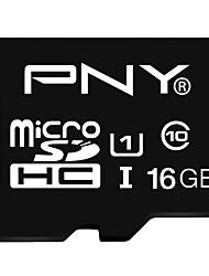 Pny 16gb scheda microsdhc scheda di memoria tf uhs-i u1