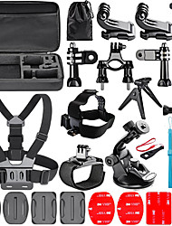 Accessory Kit For Gopro Multi-function Foldable Adjustable All in One Convenient ForAll Action Camera Xiaomi Camera Gopro 5 Gopro 4 Gopro