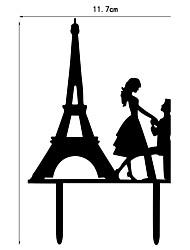 Acrylique Décorations de Mariage-1Pièce / Set Printemps Eté Automne Hiver Non Personnalisé