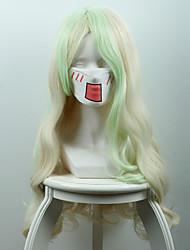 Perruques de Cosplay Cosplay Cosplay Manga Perruques de Cosplay 60 CM Fibre résistante à la chaleur Unisexe