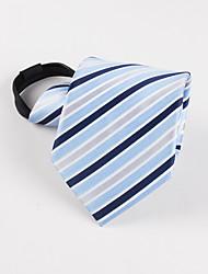 Lazy man Plaid business men's tie