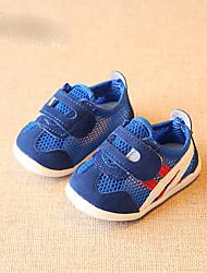 Girls' Sneakers Summer Comfort PU Casual Flat Heel Chunky Heel