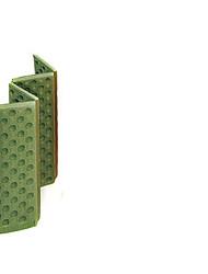 Влагонепроницаемый Водонепроницаемость Компактность Складной Походный коврик Коврик-пенка зеленый красный синий оранжевыйПляж  Походы На