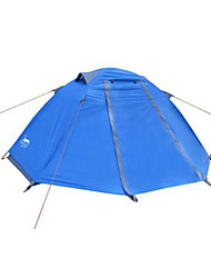 1 person Tent Double Fold Tent One Room Camping Tent 2000-3000 mm Oxford Waterproof-Camping