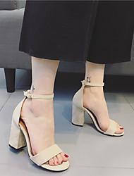 Mulheres sapatos de malha polar