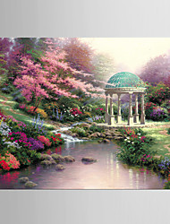 Giclee Print Famous Classic Pastoral,One Panel Horizontal Print Wall Decor For Home Decoration