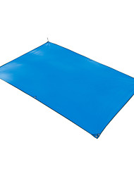 Camping Pad Sleeping Pad Moistureproof/Moisture Permeability Waterproof Portable Foldable Fishing Beach Camping Outdoor Nylon