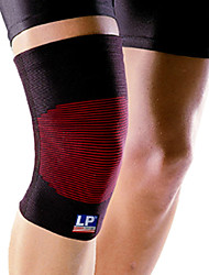 Unisex Reinforced Knee Support Knee Brace Muscle support Easy dressing Thermal / Warm Wearproof Protective Football Sports CasualSpandex