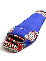 Sleeping Bag Mummy Bag Single -15 Duck Down78 Camping Traveling Outdoor Waterproof Breathability