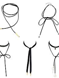 Fashion black  Earrings Set Necklace