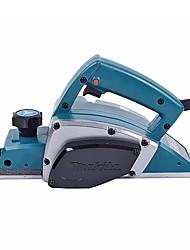 Makita 82mm raboteuse électrique 500w machine à rabotage du bois n1900b