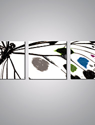 Stretched Canvas Prints  Abstract Butterfly Painting Contemporary Art for Livingroom Decoration