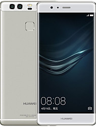 """HUAWEI P9 5.2 """" Android 6.0 Smartphone 4G (SIM Dual Octa Core 12 MP 3GB + 32 GB Gris Plata)"""