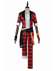 Inspired by Cosplay Cosplay Video Game Cosplay Costumes Cosplay Suits Cosplay Tops/Bottoms FashionCoat Blouse Pants Gloves Belt More