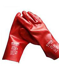 Skadden PVC Chemical Protective Gloves Wearing Work Gloves Industrial Protective Work Ploves