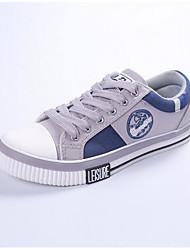 Herren-Sneakers Frühjahr Komfort Leinwand lässig