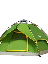 3-4 Pessoas Tenda Duplo Um Quarto Barraca de acampamentoCampismo Viajar-