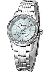 Casio Watch Pointer Series Fashion Simple Ladies Watch LTP-1358D-2A