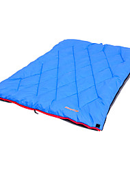 Sleeping Bag Double Wide Bag Double -5 Hollow Cotton75 Camping Traveling Outdoor Indoor Waterproof Breathability