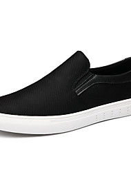 Business British Style Casual Men's High Quality Slip-on Canvos Dress Shoes for Party/Office/Wedding
