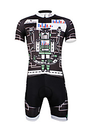 Paladin Sport Men  Cycling Jersey  Shorts Suit DT747