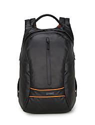 Dtbg d8027w sac à dos en plastique de 15,6 pouces imperméable à l'eau anti-vol de style commercial pvc
