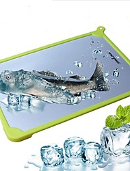 1Pcs Creative Gifts In Summer Automatic Thawing Cutting Board Fast Frozen Food Meat Fish Miracle Defrosting Tray