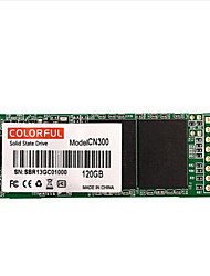 Unidade de estado sólido colorida cn300 de 120 gb ssd m.2tlc