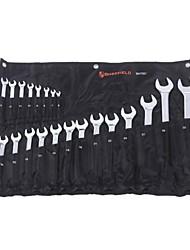 Escudo de aço conjunto de 21 peças conjunto de chaves côncavas de estilo europeu set set / 1
